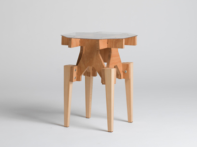 Stool / Table Lese
